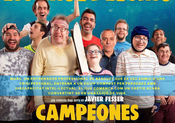 Cartell Campeones