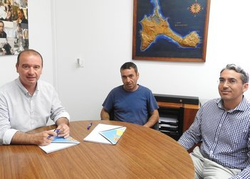 Formentera Council turns over industrial space to farmers' co-op
