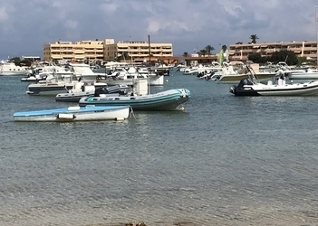 Formentera hopes to tap sustainable tourism levy for nautical sports centre build and bid to regulate moorage at Estany des Peix