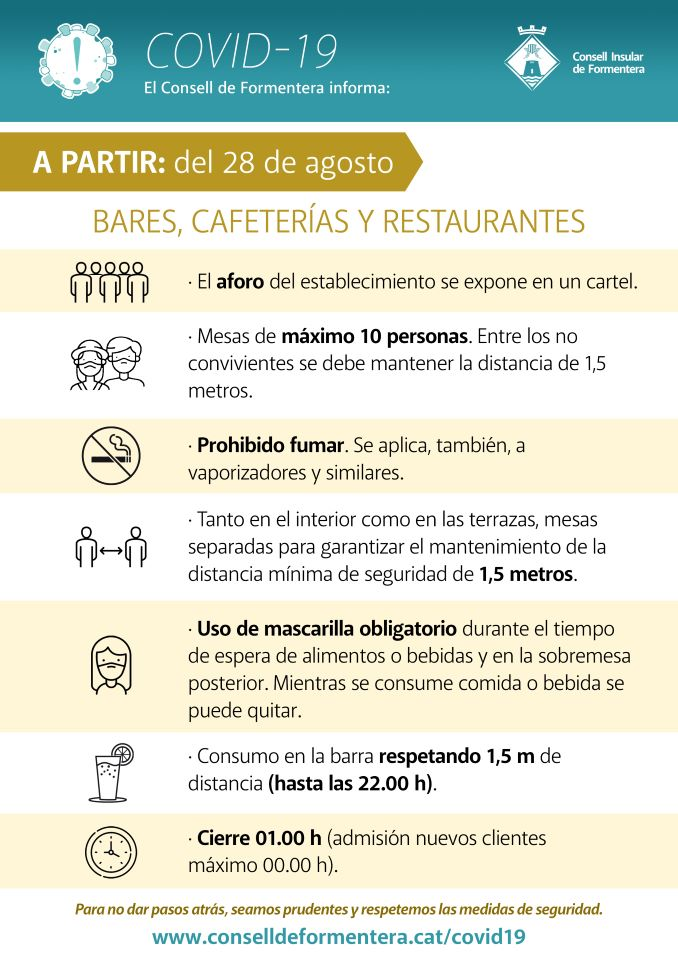 678 bars cafeteries restaurants 28AGO20 ES