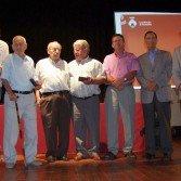 I Diada de Formentera :: Foto dels premiats