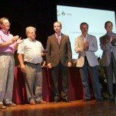 I Diada de Formentera :: Coordinadora d'Entitats Cíviques de Formentera, medalla d'or