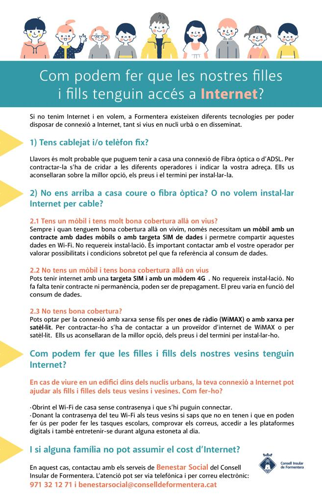 cartell 2020 acces internet covid1