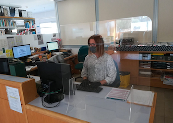 Marià Villangómez library welcomes islanders back for on-site visits without appointment, but reduced capacity