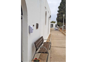Formentera sets Covid-19 protocol at Sant Francesc cemetery on All Saints' Day